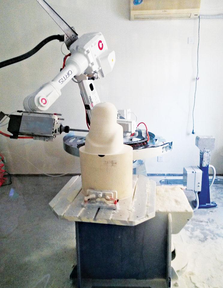 Ortis Pro robot