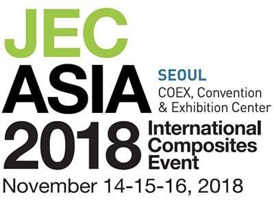 JEC Asia 2018 logo